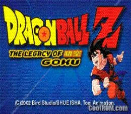Dragon Ball Z - The Legacy of Goku ROM Download for Gameboy