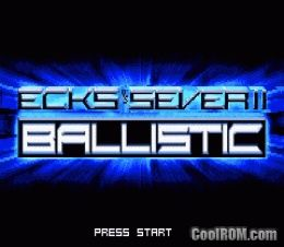 Ecks vs sever 2 rom download for gameboy advance gba for Cool roms