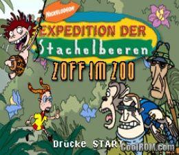 Expedition Der Stachelbeeren