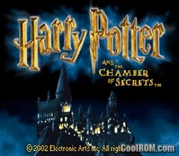 Harry Potter And The Chamber Of Secrets Rom Download For Gameboy