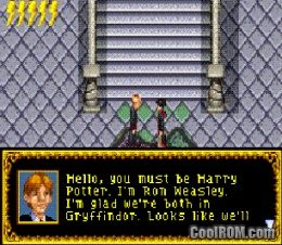 Harry Potter And The Sorcerer S Stone Rom Download For Gameboy