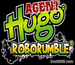 ROMs » Gameboy Advance » H » Hugo - Agent Roborumble