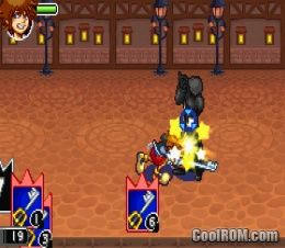 Kingdom hearts chain of memories rom download for for Cool roms
