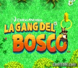 La Gang Del Bosco Italy Rom Download For Gameboy Advance Gba