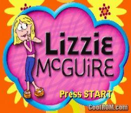 lizzie mcguire gameboy