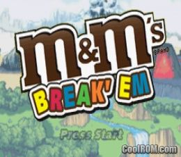 M m 39 s break 39 em rom download for gameboy advance gba for Cool roms