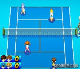 Mario Tennis - Power Tour ROM Download for Gameboy Advance