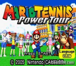 Mario power tennis dolphin