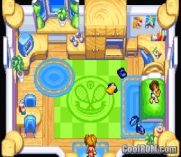 Mario Tennis Advance (Japan) ROM Download for Gameboy