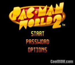 Pac Man World 2 Rom Download For Gameboy Advance Gba