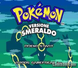 Pokemon Versione Smeraldo Italy Rom Download For Gameboy Advance