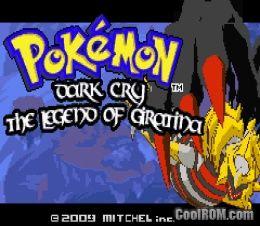 Gamekyo: pokemon dark cry gba download zip.