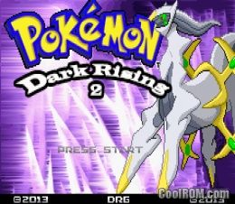 Pokemon dark rising gba rom download zip