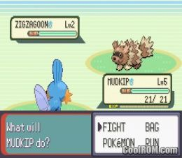 Pokemon emerald rom download for gameboy advance gba coolrom co uk
