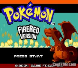 pokemon red rom gba download