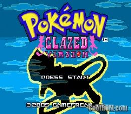 Pokemon glazed hack rom download for gameboy advance for Cool roms