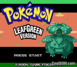 Cheat code pokemon leaf green master ball.