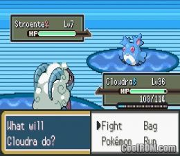 Pokemon Sienna (Hack) ROM Download for Gameboy Advance / GBA