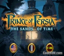 Prince Of Persia Sands Of Time Rom Download For Gameboy Advance Gba Coolrom Com