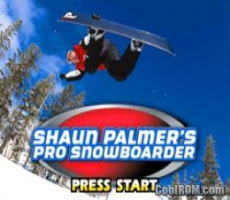 ROMs » Gameboy Advance » S » Shaun Palmer's Pro Snowboarder