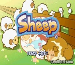 Sheep rom download for gameboy advance gba coolrom com