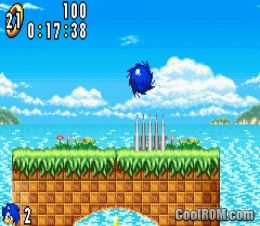 Sonic advance rom download for gameboy advance gba coolrom co uk