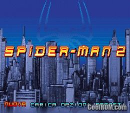 Spider man 2 italy rom download for gameboy advance for Cool roms