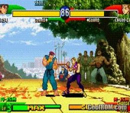 Street Fighter Alpha 3 Rom Download For Gameboy Advance Gba