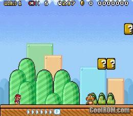 Super Mario Advance 4 Super Mario Bros 3 Rom Download