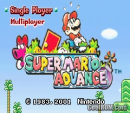super mario gba android