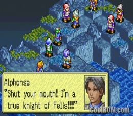 Tactics Ogre - The Knight of Lodis ROM Download for Gameboy