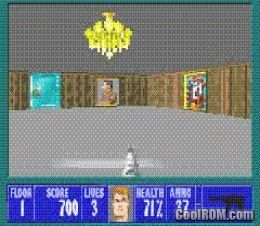 Wolfenstein 3D ROM Download for Gameboy Advance / GBA - CoolROM com