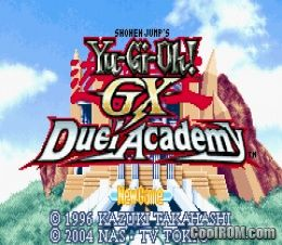 Download Game Yu Gi Oh Gx Duel Academy For Pc