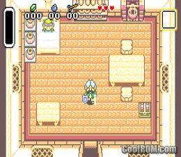 Zelda no Densetsu  Kamigami no Triforce  4tsu no Tsurugi Japan