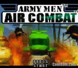 Air combat miniature gameboy emulator