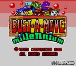 ROMs » Gameboy Color » B » Bust-A-Move Millennium