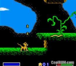 lion king 2 game download