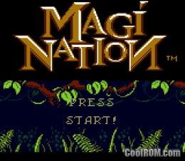 [REUP]GAME GBC Magi nation