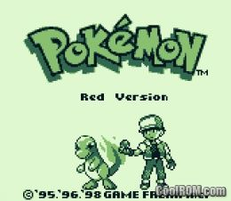 pokemon red rom download for gameboy color gbc coolrom com