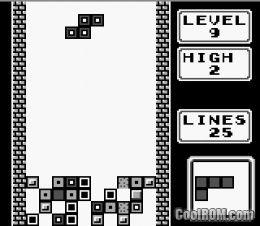 Tetris ROM Download for Gameboy Color / GBC - CoolROM com