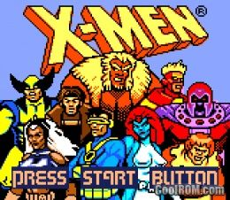 X men mutant academy rom download for gameboy color for Cool roms