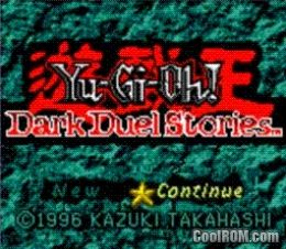 [Game GBC]Yugi-oh dark duel stories.Game đánh bài magic cực hay