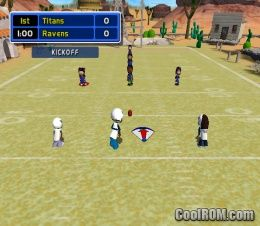 Download Backyard Football backyard football rom (iso) download for nintendo gamecube - coolrom