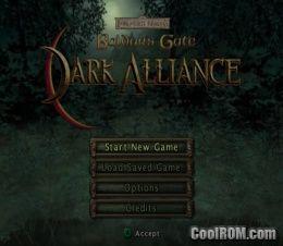 Baldur S Gate Dark Alliance Rom Iso Download For Nintendo Gamecube Coolrom Com