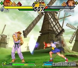 Capcom vs  SNK 2 EO - Millionaire Fighting 2001 ROM (ISO) Download