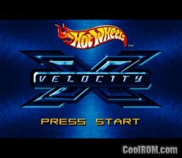 hot wheels velocity: