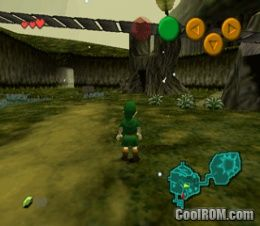 ocarina of time collectors edition rom