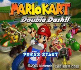 Mario Kart - Double Dash!! ROM (ISO) Download for Nintendo