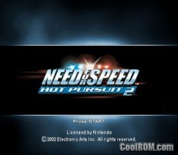 Need For Speed Hot Pursuit 2 Rom Iso Download For Nintendo