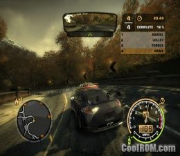Need for Speed - Most Wanted ROM (ISO) Download for Nintendo